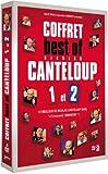 echange, troc Coffret best of Nicolas Canteloup Vol 1 et Vol 2 - Le meilleur de Nicolas Canteloup dans Vivement Dimanche