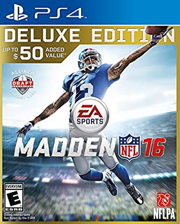 Madden NFL 16 (Deluxe Edition) - PlayStation 4