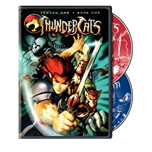 Thundercats Season  on Amazon Com  Thundercats  Season 1 Book 1  Emmanuelle Chriqui  Clancy