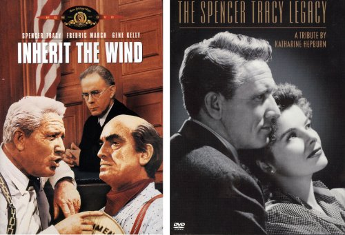 Spencer Tracy Double Feature - Inherit the Wind - The Spencer Tracy Legacy