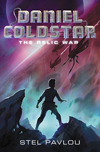 Book Cover: Daniel Coldstar #1: The Relic War