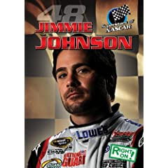 Jimmie Johnson (Superstars of Nascar)