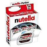 Nutella individual portions 15g (pack of 40)