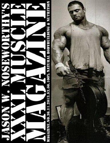 JASON W. NOSEWORTHY\'S XXXL MUSCLE MAGAZINE NO.36