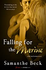Falling for the Marine (A McCade Brothers Novel) (Entangled Brazen)