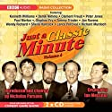 Just a Classic Minute: Volume 4  by BBC Audiobooks Narrated by Nicholas Parsons