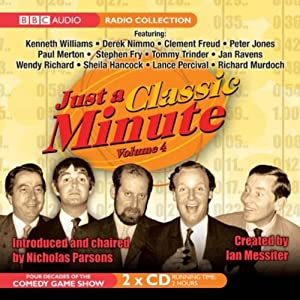 Just a Classic Minute Radio/TV
