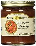 Nature's Hollow Strawberry Jam 10 Ounces