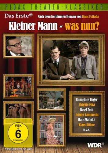 Kleiner Mann, was nun? - Inszenierung des Romans von Hans Fallada mit Starbesetzung (Pidax Theater-Klassiker)