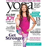 1-Year Yoga Journal Magazine Subscription