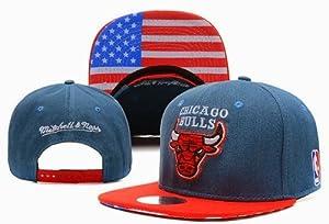 Chicago Bulls USA Snapback Cap Hat Tisa Last Kings Ymcmb Obey Diamond&Crooks NBA