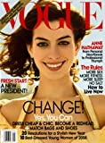 Vogue [US] January 2009 (単号)