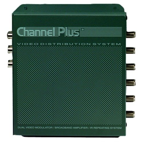 Linear 3025 Channel Plus 3025 3-Input Video Distribution System with 5-Volt IR (Whole House Modulator compare prices)