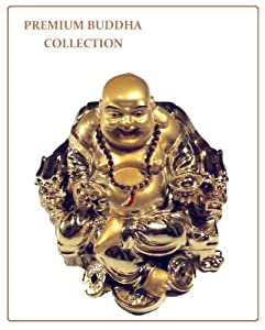 lachender happy buddha buddha figur gl cksbringer. Black Bedroom Furniture Sets. Home Design Ideas