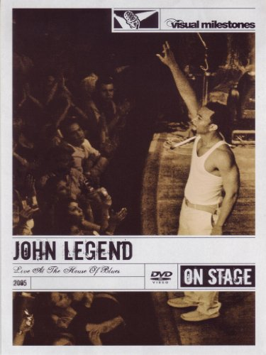 John Legend: Live At The House Of Blues [DVD] [2009]