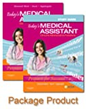 img - for Today's Medical Assistant - Text and Study Guide Package: Clinical and Administrative Procedures, 1e book / textbook / text book