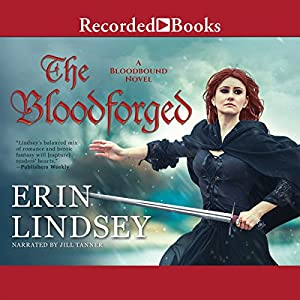 The Bloodforged Audiobook