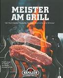 """Napoleon Grillbuch """"Meister am Grill"""" - 100 Weltmeister-Rezepte für Gas, Holzkohle und Smoker"""
