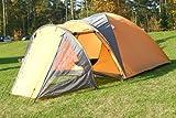 MONTIS PIONEER, 4 P, Allround Tour Zelt, 390×260, 5,5kg...