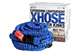 New XHOSE 75ft Expandable Garden Hose To 3 Times Its Size Auto Retract Non Kink