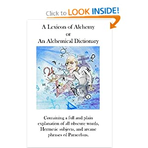 Amazon.com: A Lexicon of Alchemy: An Alchemical Dictionary ...