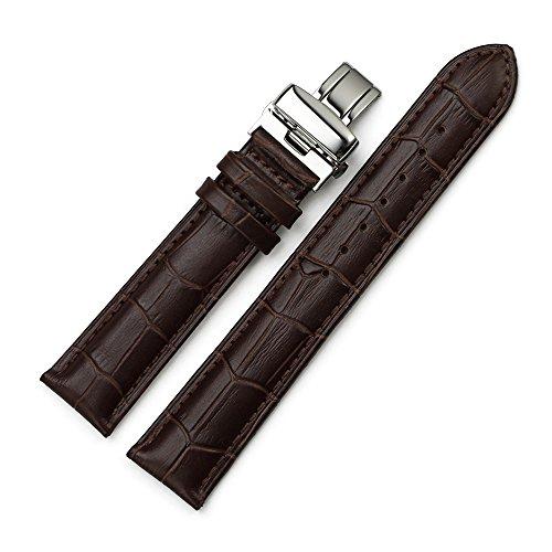 Movado Leather Strap