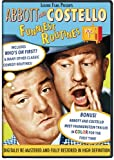 Cover art for  Abbott & Costello: Funniest Routines - Vol. 1