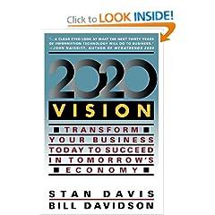 2020 Vision (9780671778156)