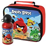 Angry Birds Lunch Bag & Aluminium Bottle