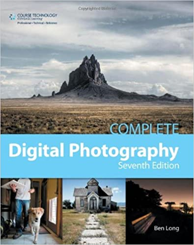 Amazon : Complete Digital Photography 7th Edition