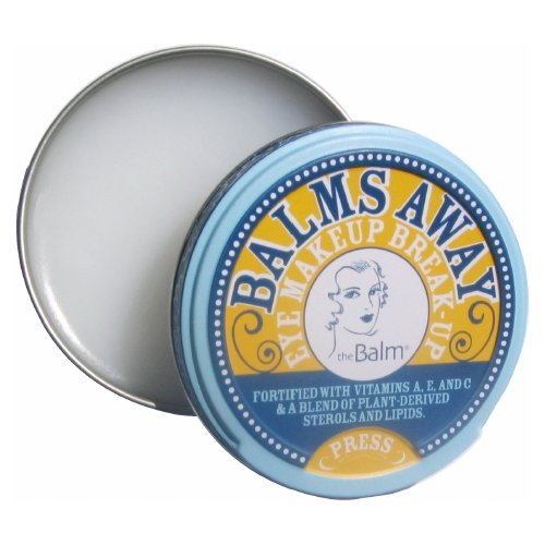 (3 Pack) theBalm Balms Away Eye Makeup Remover - Clear