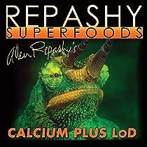 Repashy Calcium Plus LoD - All Sizes - 6 Oz JAR