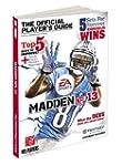Madden NFL 13 Official Game Guide (Pr...