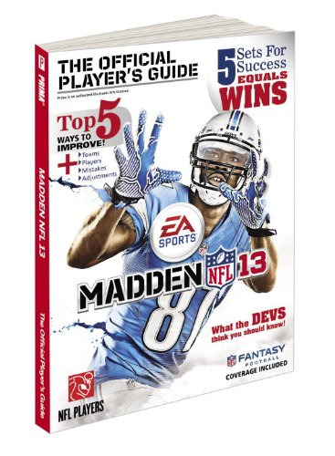 Madden NFL 13: The Official Player's Guide