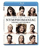 Nymphomanic Vol 1 & Vol 2 [Blu-ray]