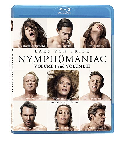 NYMPHOMANIAC VOL 1 & VOL 2