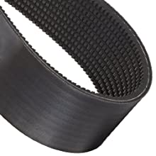 "Goodyear Engineered Products HY-T Torque Team V-Belt, BX Profile, Banded & Cogged, 10 Rib, 6.6"" Width"