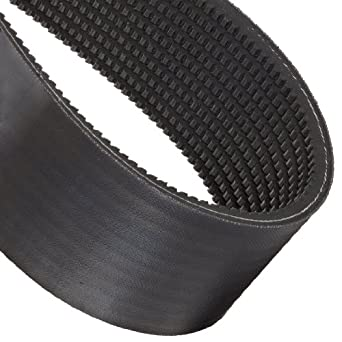 "Goodyear Engineered Products HY-T Wedge Torque Team V-Belt, 3VX Profile, Banded & Cogged, 10 Rib, 3.75"" Width"