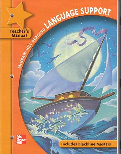 Language Support: Grade 5: Includes Blackline Masters: Teacher's Manual (McGraw-Hill Reading) PDF