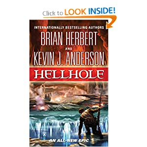 Hellhole (Hell Hole Trilogy) by Brian Herbert and Kevin J. Anderson
