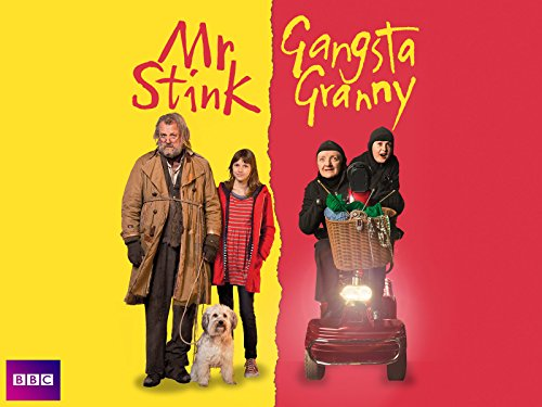 Mr Stink & Gangsta Granny Bundle