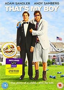 That's My Boy (DVD + UV Copy) [2012]