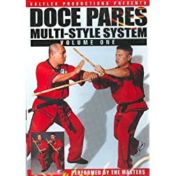 Doce Pares - Multi-Style System # Vol.1