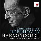 ベートーヴェン:交響曲第4番&第5番「運命」