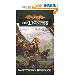 The Lioness (DragonLance: The Age of Mortals) by Nancy Varian Berberick