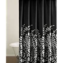 City Scene Shower Curtain, Branches