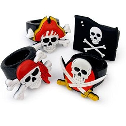 Fun-Express-Rubber-Pirate-Rings-12-Count