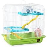 Prevue Pet Products SP2004GR Hamster Haven, Medium, Green