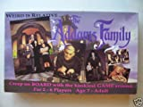 The Addams Family Board Game