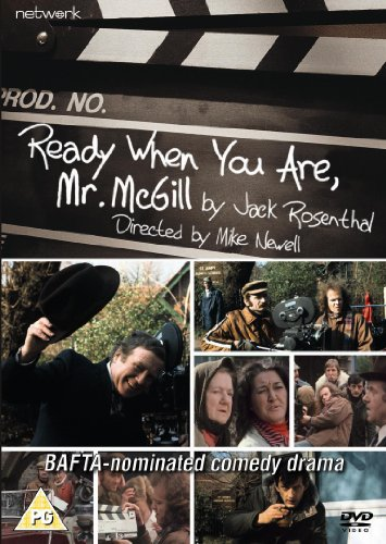 READY WHEN YOU ARE, MR MCGILL! [IMPORT ANGLAIS] (IMPORT) (DVD)